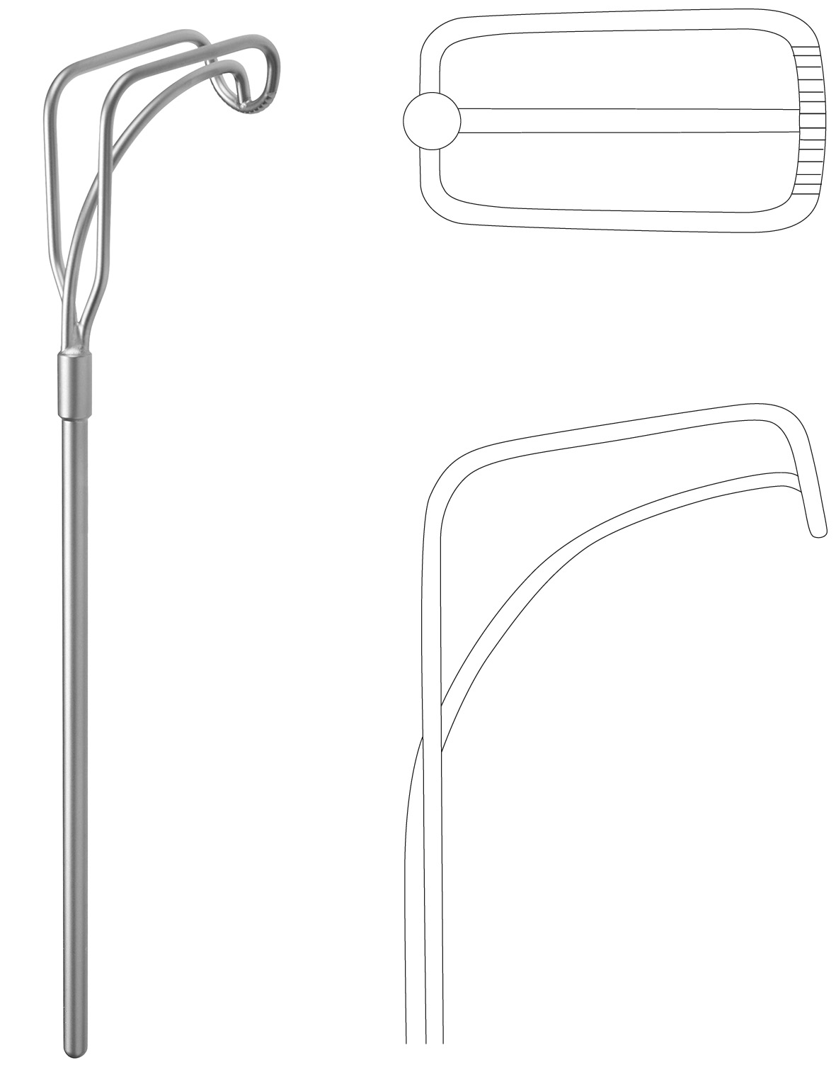 Product family : Sternum and Rib Retractors   KLS Martin Group ...