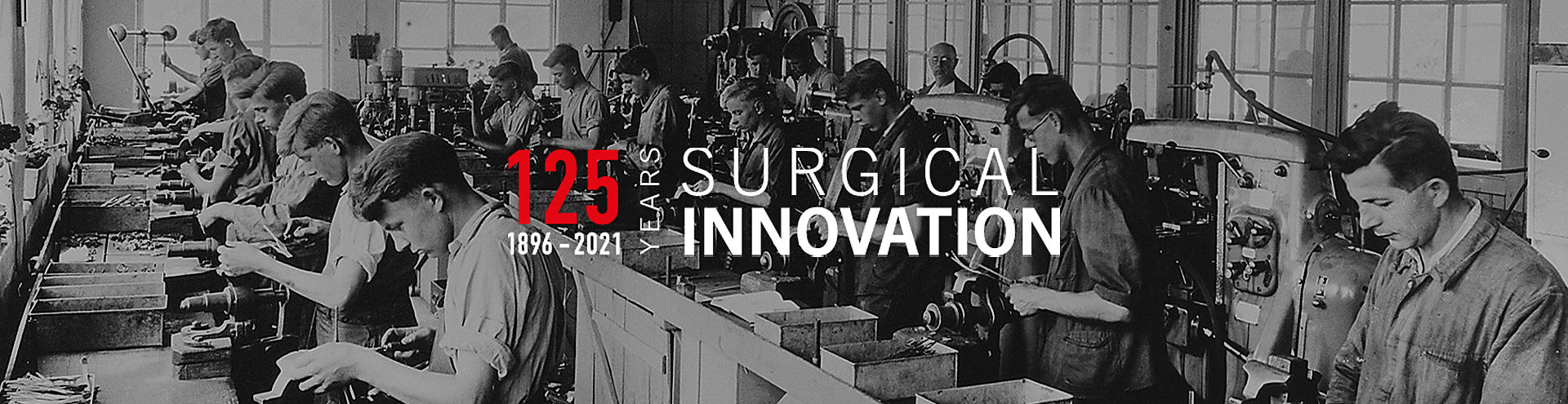 125 years surgical innovation