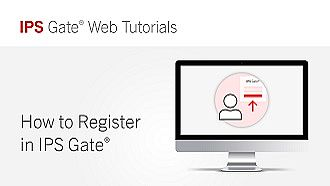 How to Register | IPS Gate® Tutorial #1