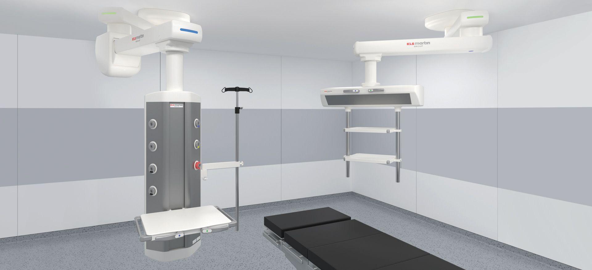 Medical supply units