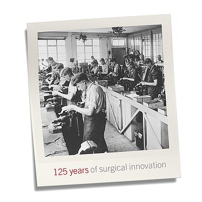 🎉 To 125 years of surgical innovation and the next 125 to come! Hard to believe, but 125 years flew by so fast...at least as a company. 😉 We are taking this as an opportunity to reminisce with you over the year on our history, innovations in different surgical disciplines and to celebrate in a virtual way. #staytuned #125yearsofsurgicalinnovation<br /> <br /> #KLSMartinGroup #KLSMartin #SurgicalInnovationisourPassion
