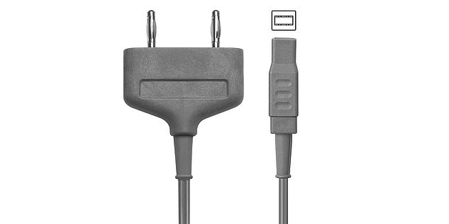 Electrosurgery - Connection cable adapter
