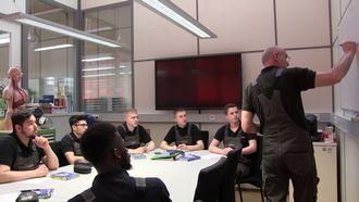 Was die gewerbliche Ausbildung bei der KLS Martin Group ausmacht ...