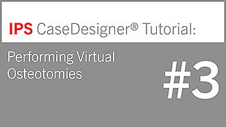 IPS CaseDesigner® – Tutorial 3