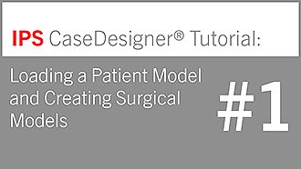 IPS CaseDesigner® – Tutorial 1