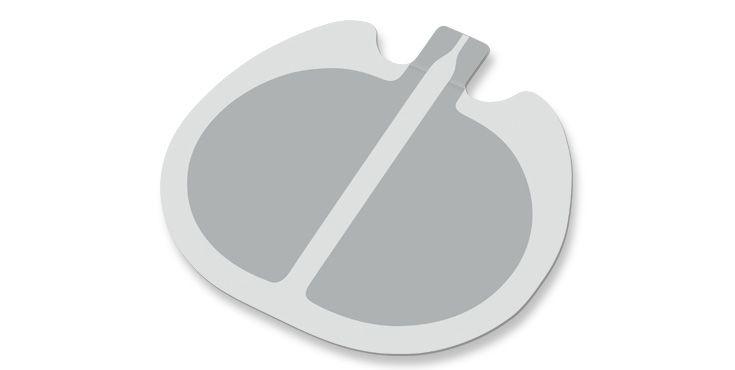 Accesorios para la electrocirugía placas neutras