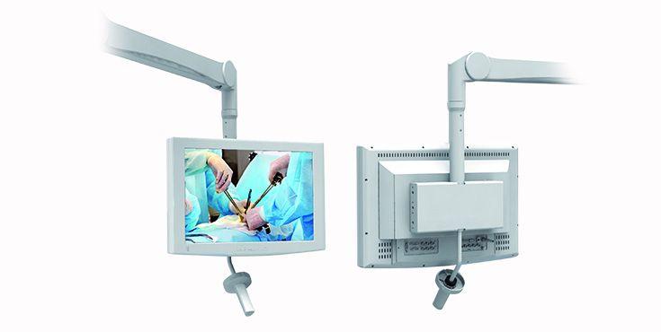 Unsere Produkte TFT-Monitorhalter FS