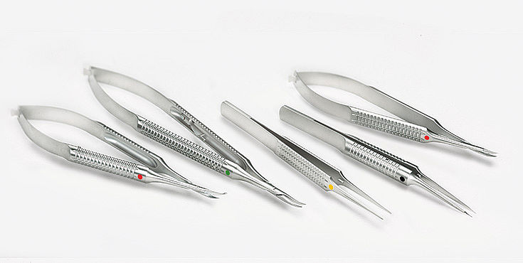 Surgical instruments - Hand surgery short microinstruments