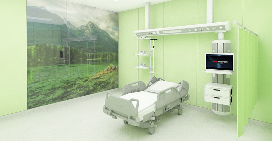 Solutions for your intensive care unit