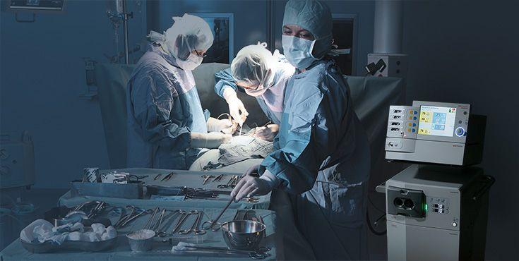 Equipos electroquirúrgicos