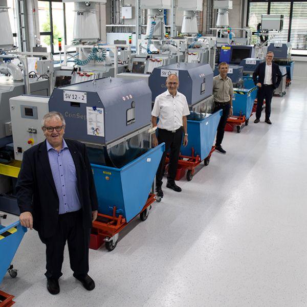Pressemitteilung | Neues Produktions- und Konstruktionsgebäude der KLS Martin Group eingeweiht
