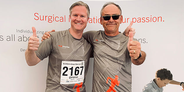 gallery run&fun-we did it  Christian Leibinger und Michael Martin