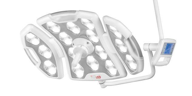 Lámparas quirúrgicas serie marLED® V
