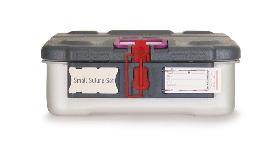 Contenedores de esterilización microStop® MiniSet