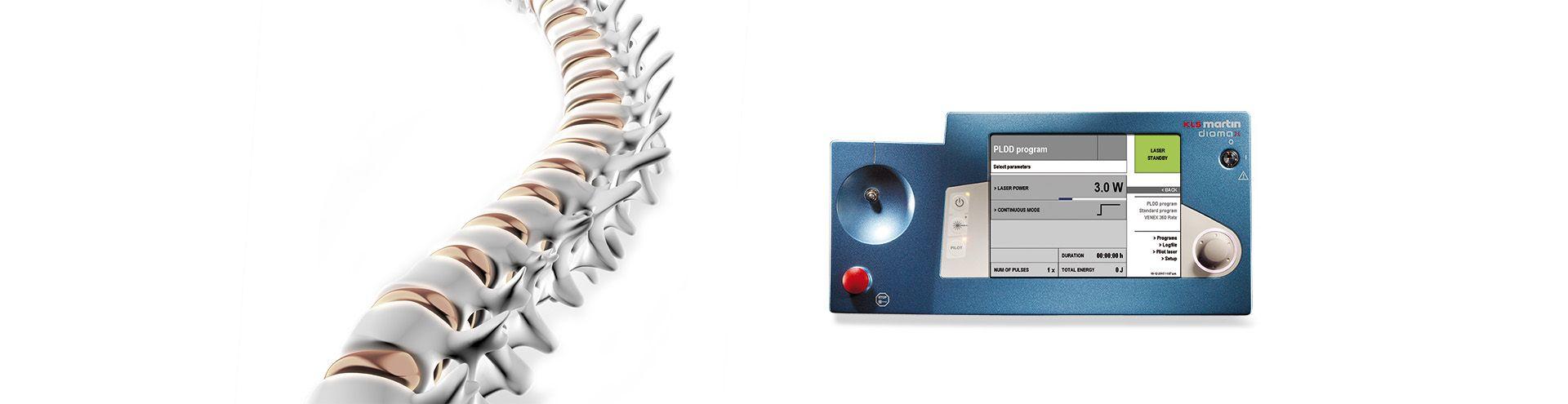 Sistemas láser quirúrgicos DPDL