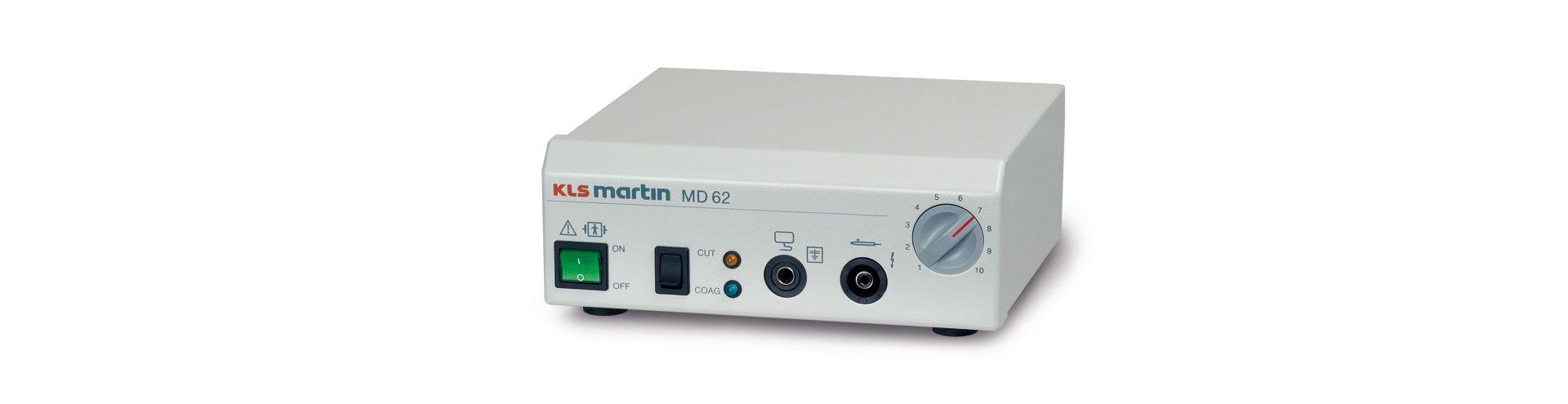 Cirugía de alta frecuencia - MD 62