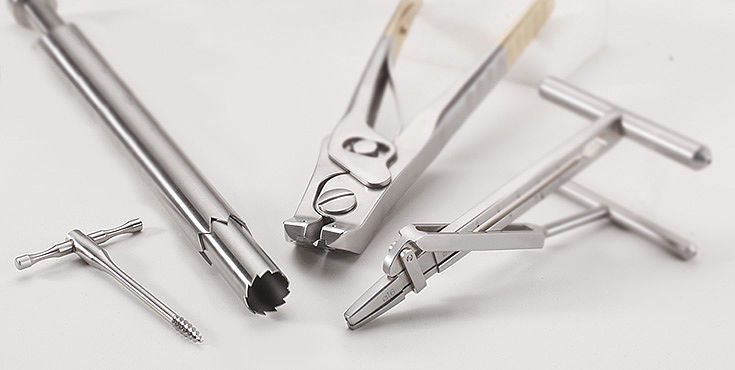 Plastic surgery - Surgical instruments hand surgery