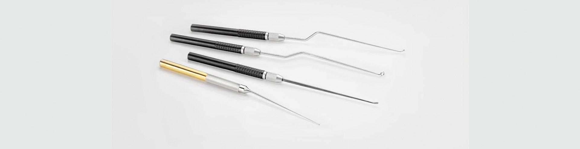 Chirurgische Instrumente für die Neurochirurgie