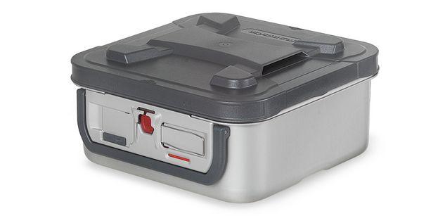Sterilization container microStop