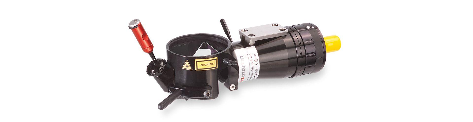 Láser de CO2 MCO plus - micromanipulador MicroPoint 2S