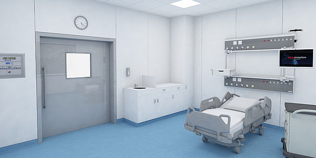 Modular concepts for your ICU