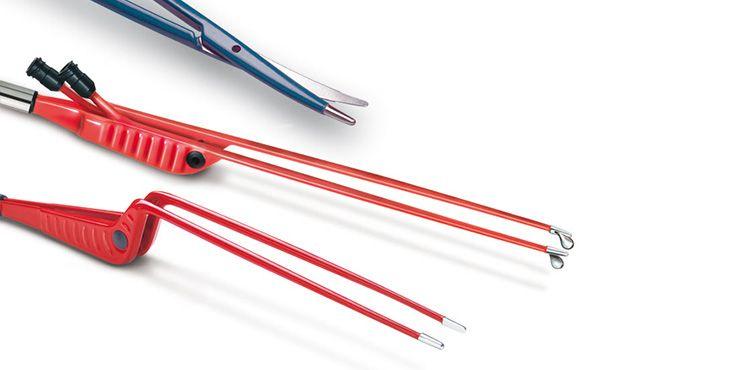 Gynecology - Electrosurgery instruments
