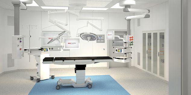 360 degree visualization modular OR