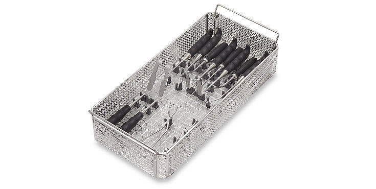 Surgical instruments - CMF - Endo-condyle-unit