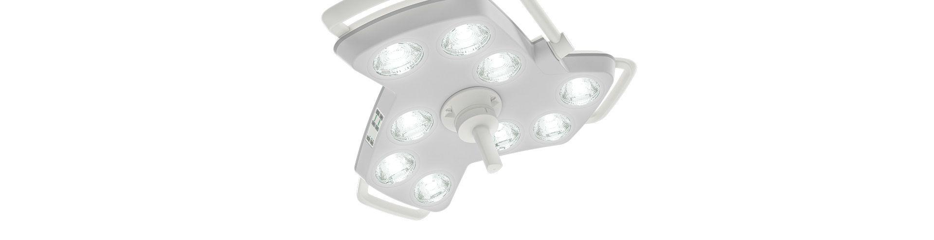 Lámparas de quirófano serie marLED® E
