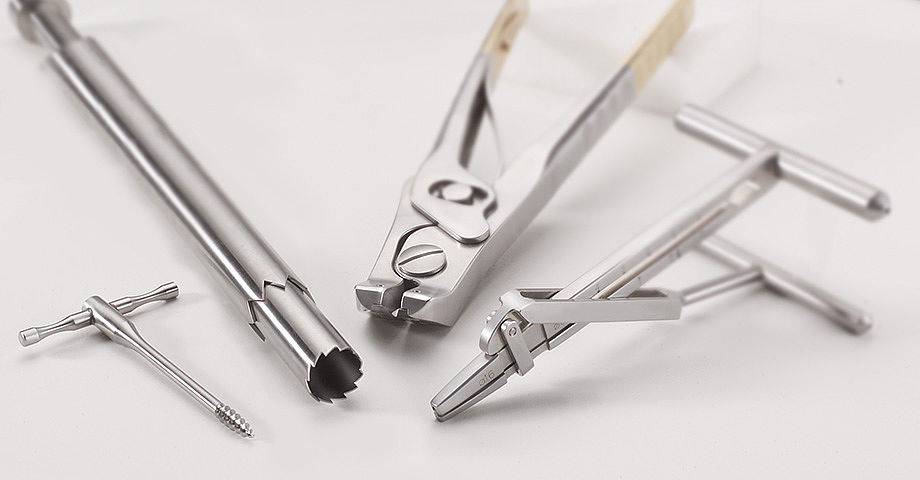 Handsurgery - Surgical instruments