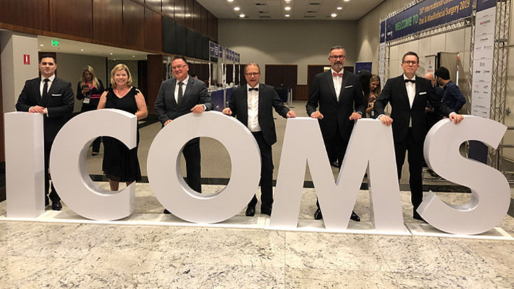 gala dinner of the ICOMS RIO 2019