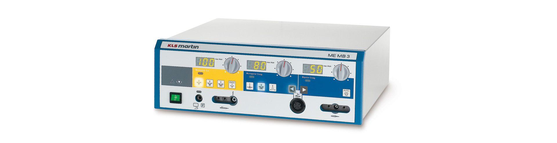 Electrosurgery - ME MB 3