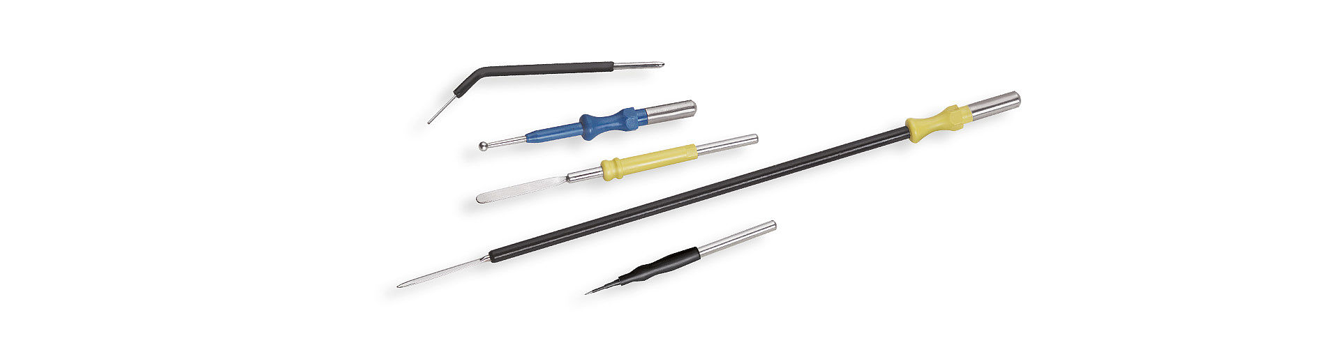 Electrosurgery - accessories electrodes
