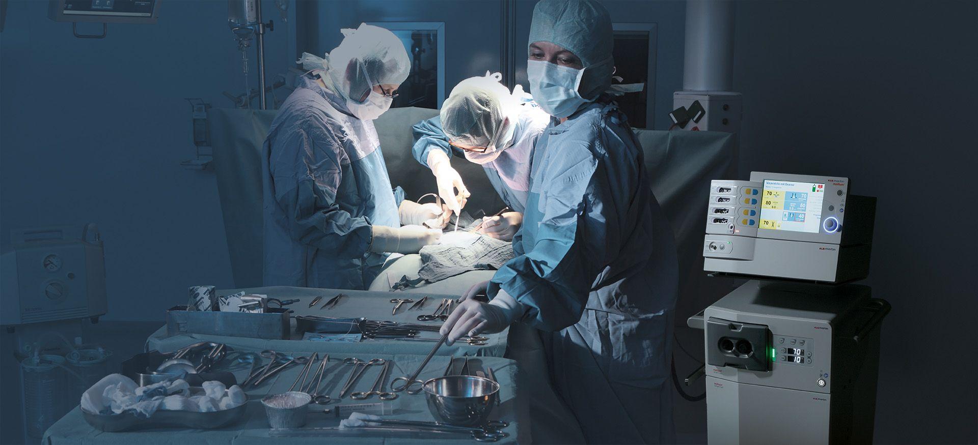 Hochfrequenzchirurgie