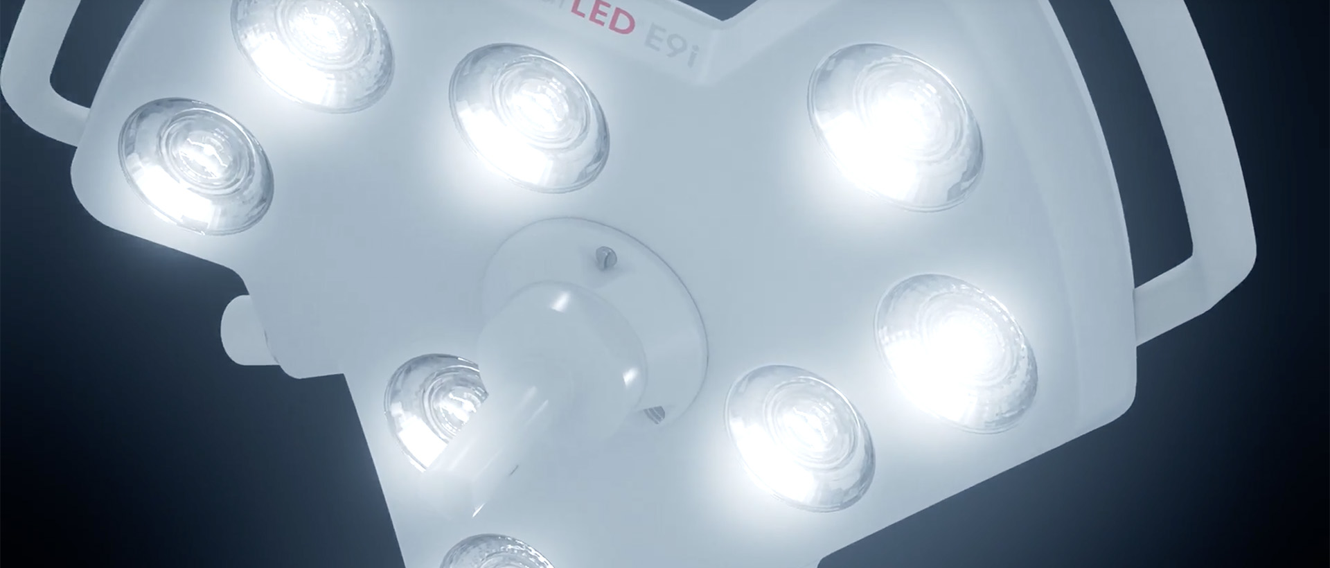 Operating lights - marLED E series
