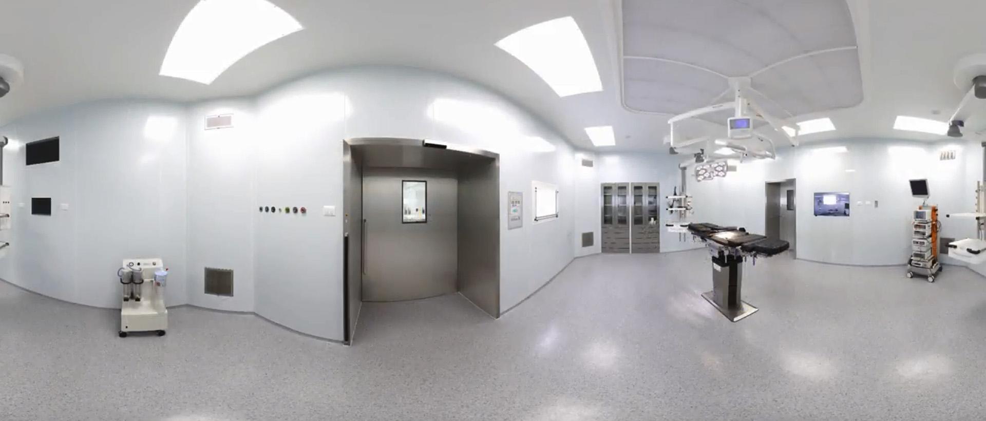 Soluciones individuales para quirófano marWorld® en 360 grados
